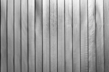 White or gray wood texture with planks