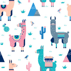 Perfect for fabric, posters, stickers, greeting cards, notebooks and other childish accessories.