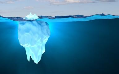 Iceberg, concept