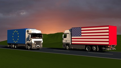 TTIP / free trade agreements between USA and EU
