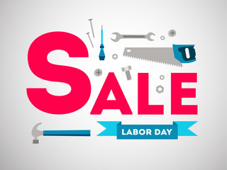 Labor Day sale.