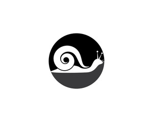 Snail vector icon