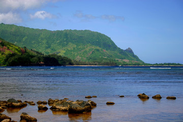 Hanalei Bay Kauai, Hawaii
