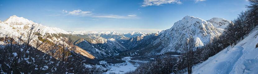 Valtorta e le sue montagne