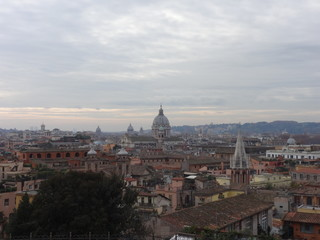 Roofs of Rome 1