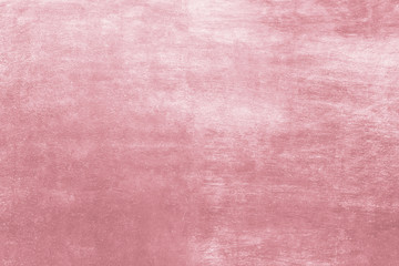 Rose gold background or texture and gradients shadow