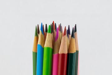Colored Pencil Tops