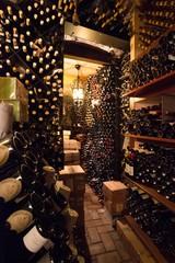 ワインがあるイタリアの空間、レストラン
