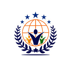 children school logo