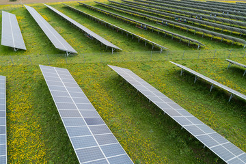 many solar power plant