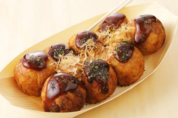 たこ焼き Japanese food Takoyaki