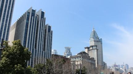 View of the Bund, Shanghai