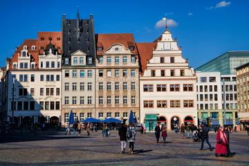 Leipzig, Marktplatz