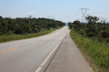 Viagem, estrada