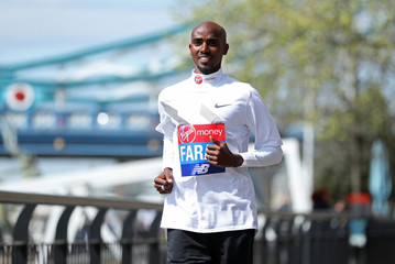 London Marathon - Mo Farah Press Conference