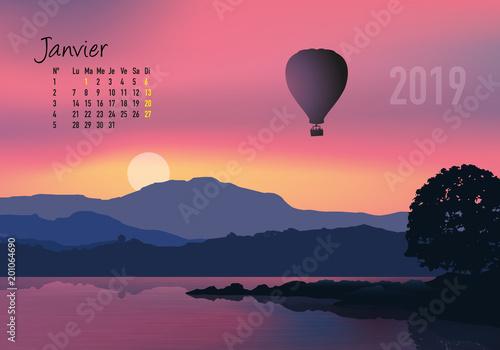 montgolfiere 2019