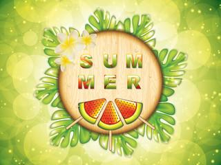 Summer concept design