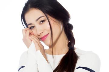 Natural Asian Girl