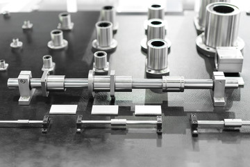 High precision machine parts manufacturing by high precision cutting machinery