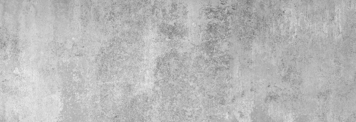 Textur einer grauen, strukturieren Sichtbeton-Wand in XXL als Hintergrund