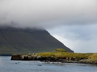 Färöer Inseln - Streymoy mit Blick auf Hestur