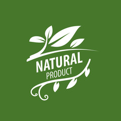 logo natural product