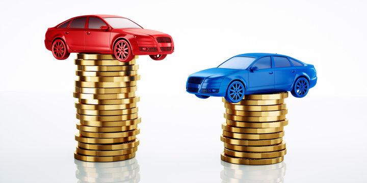 Autofinanzierung im Preisvergleich