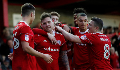 League Two - Accrington Stanley vs Yeovil Town