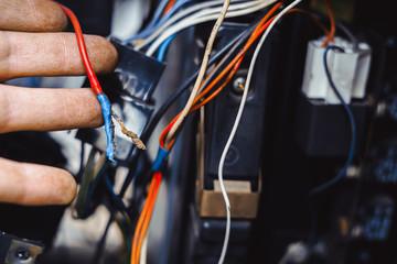 electrical repairs in cars