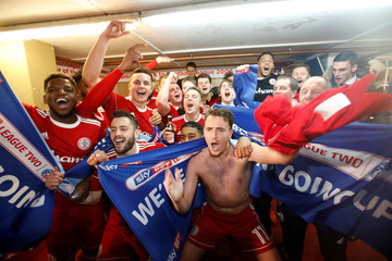League Two - Accrington Stanley vs Yeovil Town