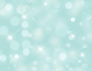 blue sky light bokeh background texture illustration eps 10