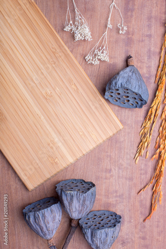 Dried Lotus Flowers Stock Photo And Royalty Free Images On Fotolia