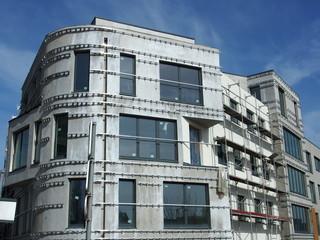 Neubau / Rohbau, moderne Architektur