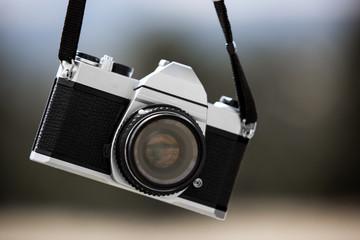 Outdoor film camera