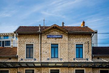 La Gare de Villeurbanne