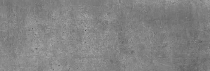 Fläche einer grauen, strukturieren Sichtbeton-Wand in XXL als Hintergrund Textur