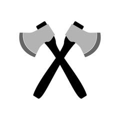 Axe icon. Vector Illustration