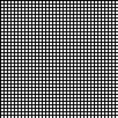 Geometric background in black and white cell