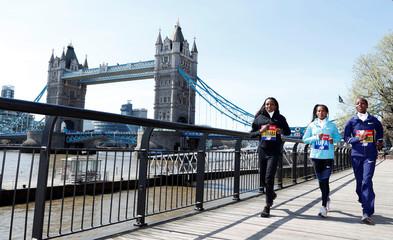 London Marathon - Elite Women Press Conference