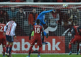 Soccer: Concacaf Champions League-CD Guadalajara at Toronto FC