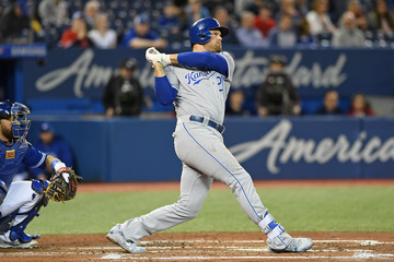 MLB: Game One-Kansas City Royals at Toronto Blue Jays