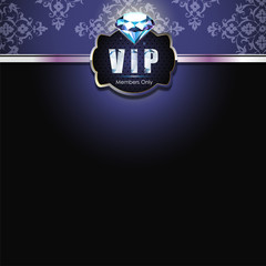 VIP Brilliant premium background