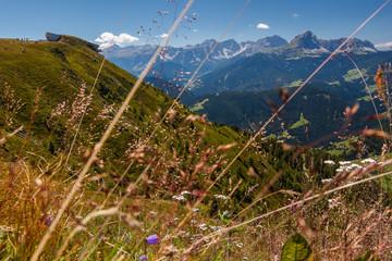 Blick ins Tal, Kronplatz. Plan de Corones Südtirol_001