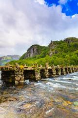 Bridge Terland Klopp in Norway