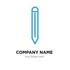 Edit tool company logo design template
