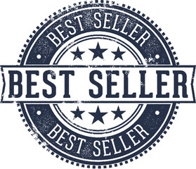 Best Seller Product Marketing Stamp