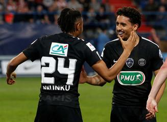 Coupe de France - Semi-Final - Caen vs Paris St Germain