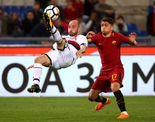 Serie A - AS Roma vs Genoa
