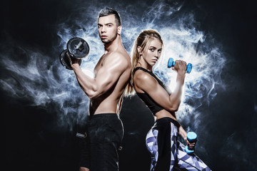 exercise muscles together