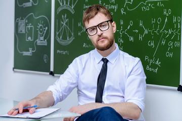 teacher at university